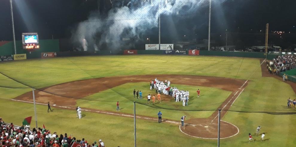 Chiriquí derrota a Herrera y clasifica a la final del béisbol mayor