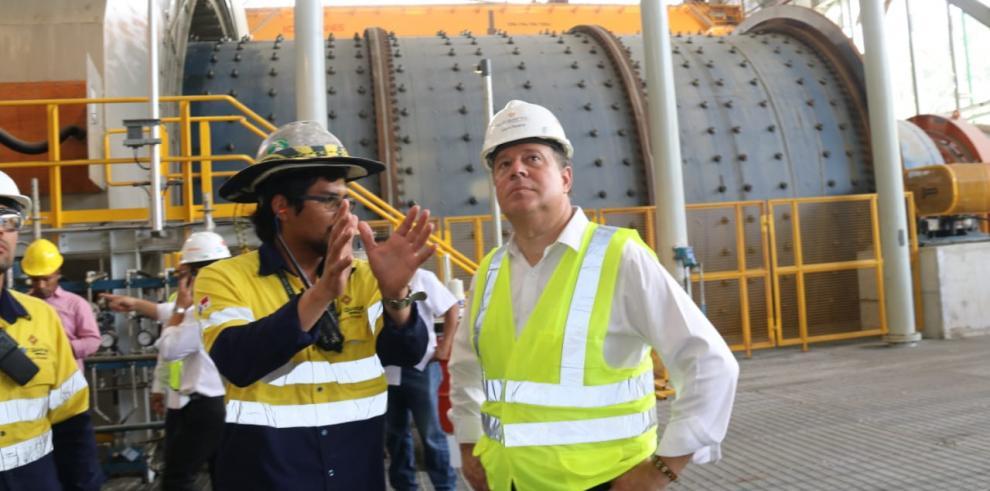 Ciam presenta amparo de garantías contra proyecto de ley sobre Petaquilla