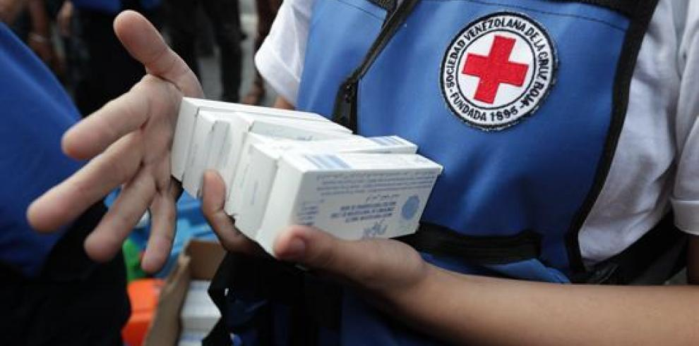 Gobierno venezolano dice que Cruz Roja podría otorgar ayudas cada dos semanas