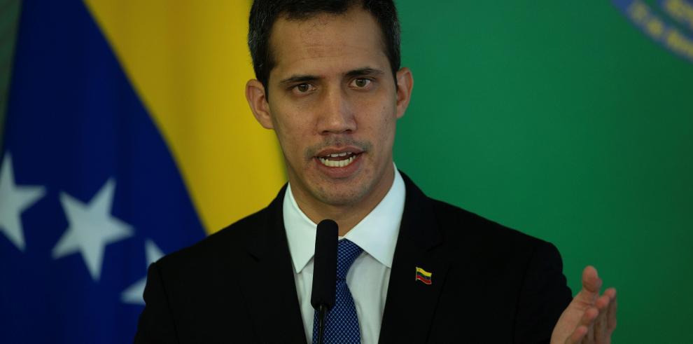 Guaidó afirma que