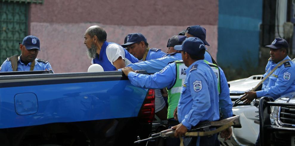 Denuncian captura de opositor un día después de salir de prisión en Nicaragua