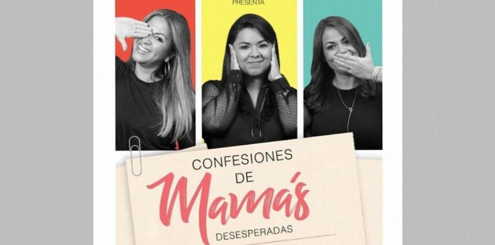 'Confesiones de mamás desesperadas'