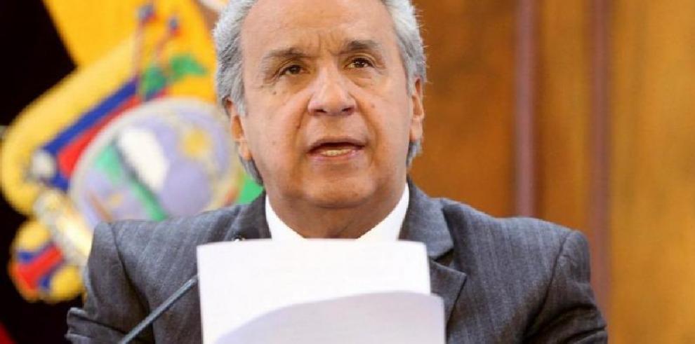 Siete ministros asumen oficialmente sus funciones en el gabinete de Ecuador