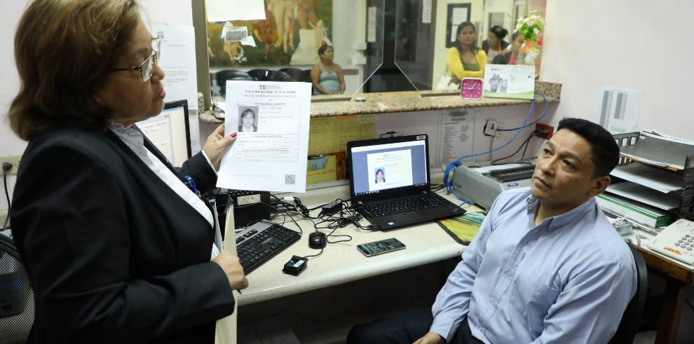 TE instala sistema biométrico en sale de maternidad del Hospital Santo Tomás