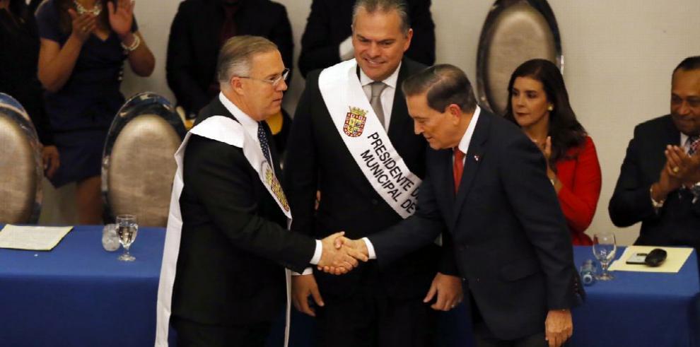 Pérez Herrera presidirá Concejo