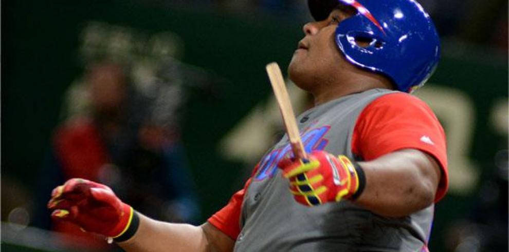 Alfredo Despaigne, entusiasmado por jugar en la Serie del Caribe para Cuba