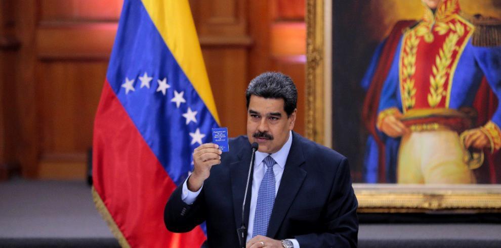 Nicolás Maduro es juramentado para el periodo 2019-2025