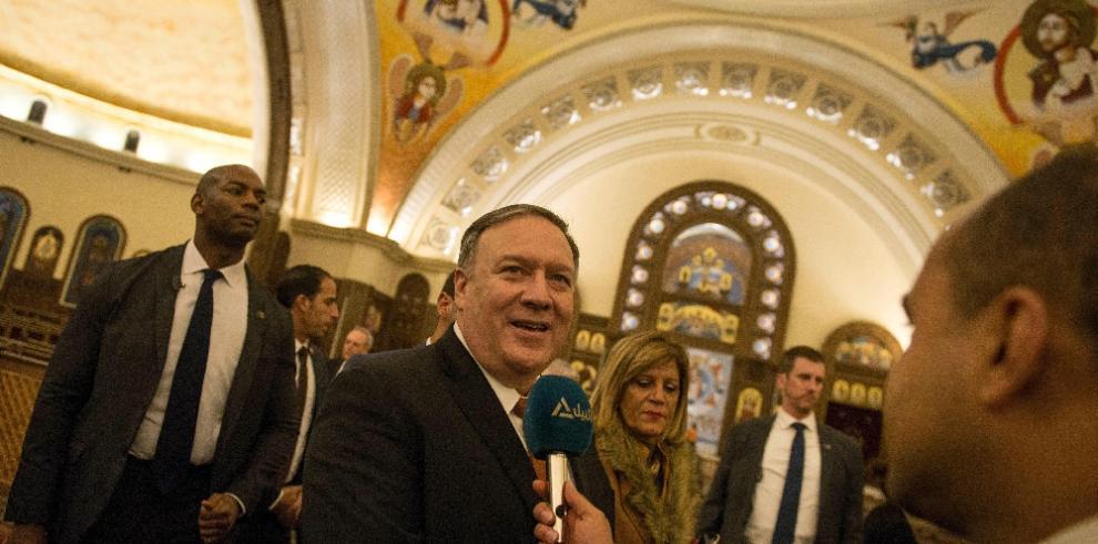 Declaración del secretario de EEUU sobre las medidas contra el régimen en Venezuela