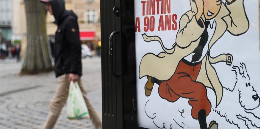 Tintín cumple 90 años