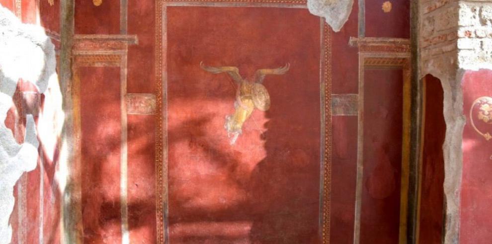 Reabre 'Escuela de los gladiadores' en Pompeya
