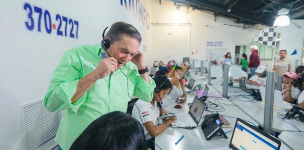 Campaña PRD apuesta a la tecnología, disciplina y militancia