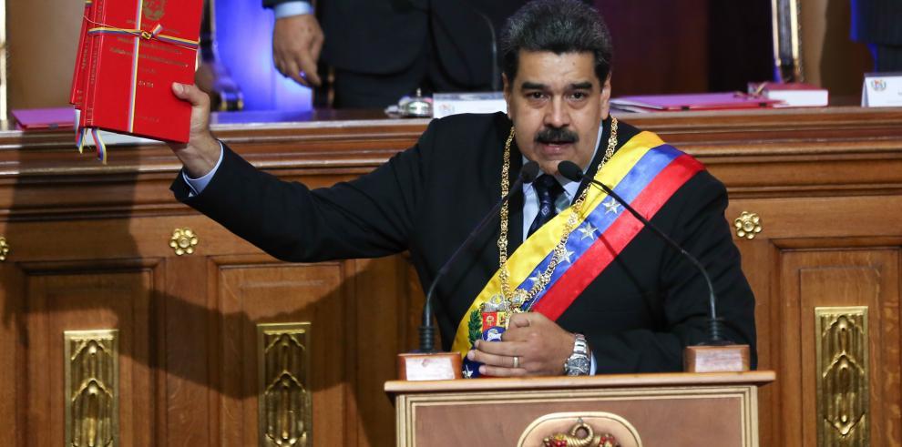 Maduro dice contar con la