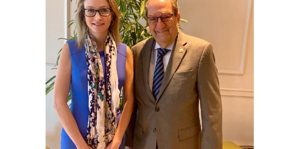 Eligen a Sabrina Bacal presidenta del CNP para el periodo 2019-2020