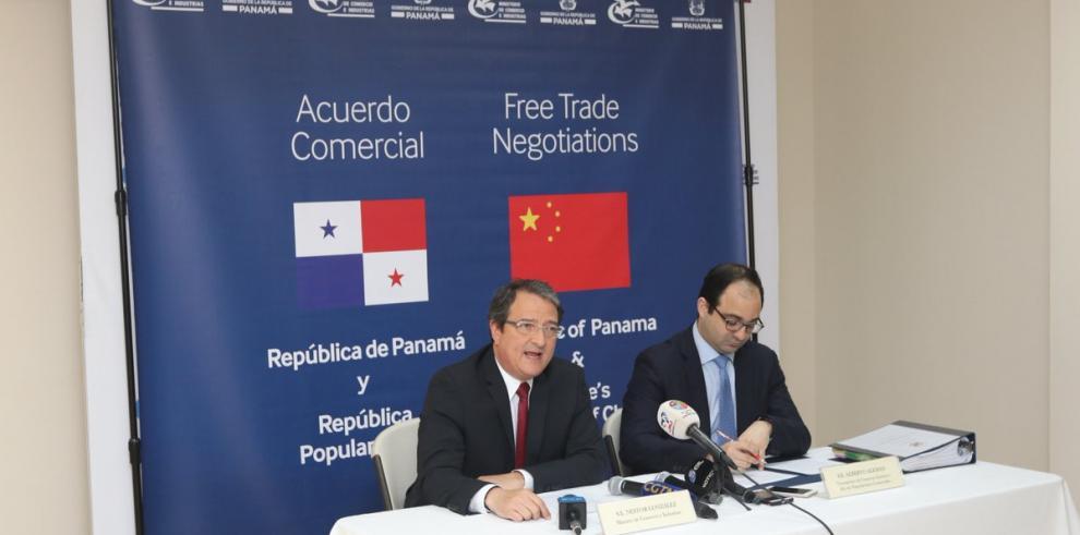 Panamá y China concluyen quinta ronda del TLC