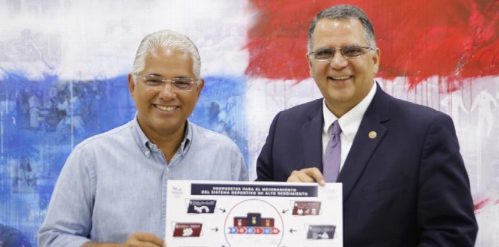 Blandón ratifica compromiso para celebrar Juegos de 2022 en Panamá