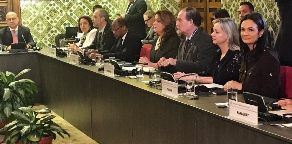 Cancilleres del Grupo de Lima se reúnen para analizar crisis en Venezuela