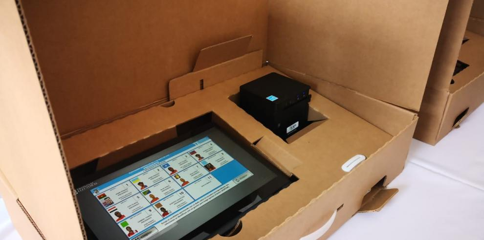 Voto electrónico: un plan que se inició en el 2014