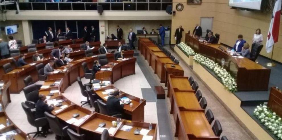 Asamblea aprueba recompensas económicas por denuncias de corrupción