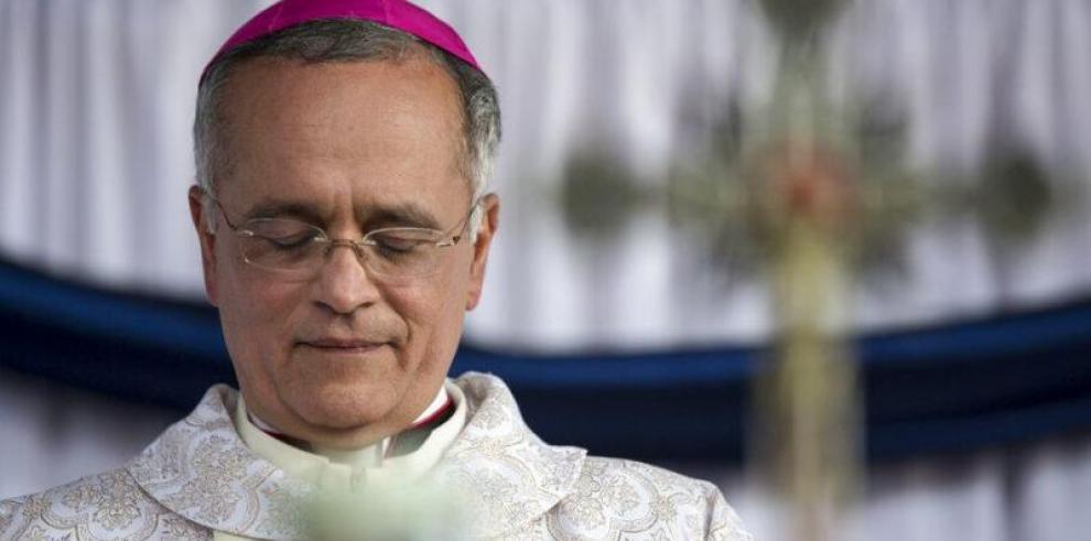 Influyente obispo crítico del Gobierno de Ortega parte al Vaticano