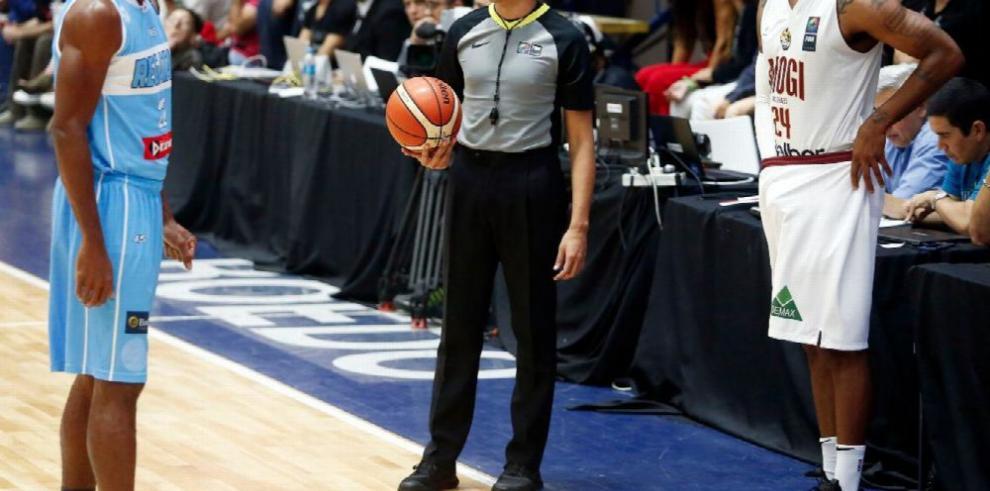 Julio Anaya Freile pitará en el Mundial de Baloncesto 2019
