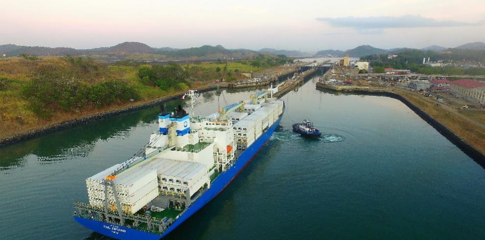 Canal Ampliado registra 6,000 tránsitos neopanamax a casi tres años de operar
