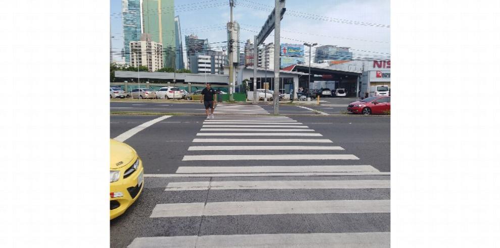 Panamá, una ciudad insegura de transitar