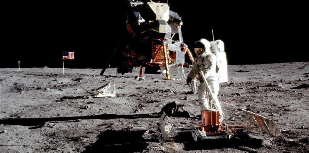EEUU quiere que llegada a la Luna sirva de ejemplo en la nueva carrera espacial