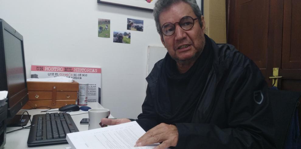 Medina Gallego: '¿En un Estado en el que gobierna la criminalidad qué se espera de la justicia?'