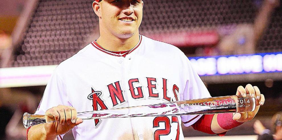 ¿Cuánto cambia al béisbol el contrato de Mike Trout con los Angelinos?