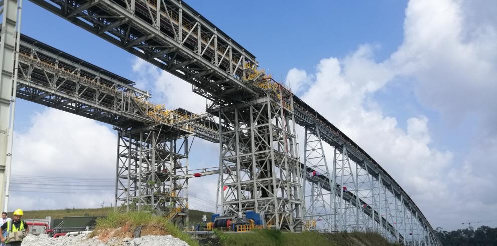 Cobre Panamá exportará 150 mil toneladas de concentrado sin aclaración de la CSJ