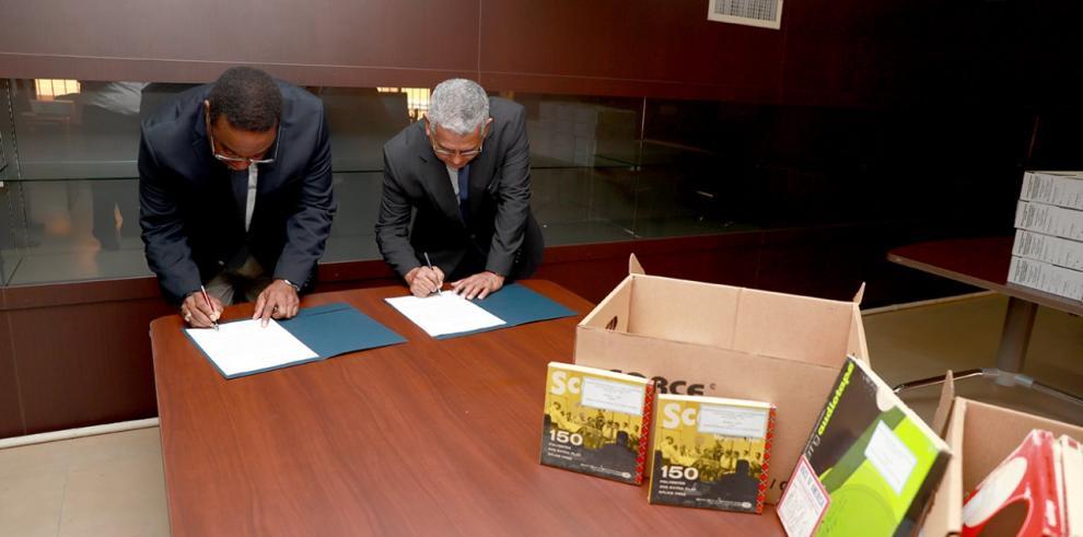 Digitalizarán documentos sobre las negociaciones de los tratados Torrijos Carter