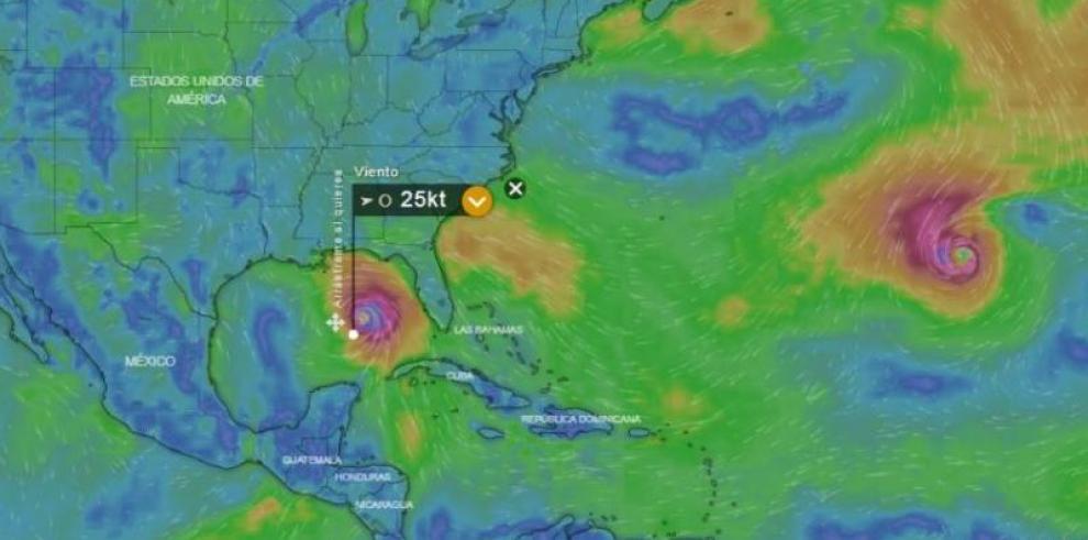 Retiran los nombres de Florence y Michael de lista para denominar huracanes