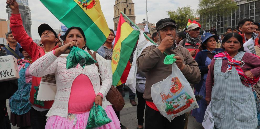Órgano electoral de Bolivia fija para el 20 de octubre los comicios generales