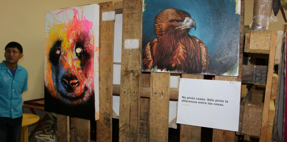 El arte, una herramienta de resocialización en la cárcelLa Joya