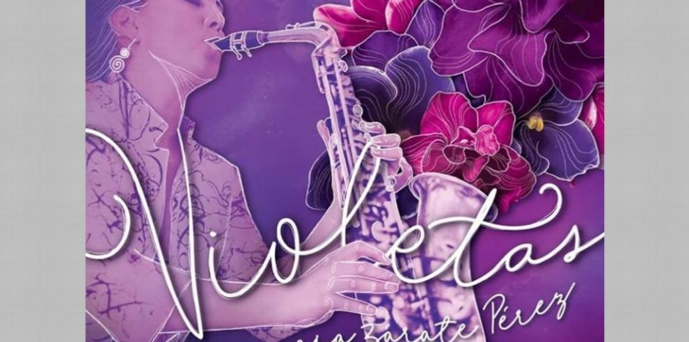 Las 'Violetas' de Patricia Zárate, un disco con sentimiento