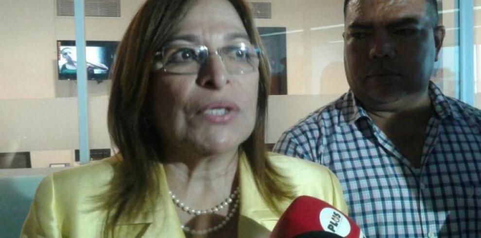 Balbina Herrera, la primera víctima en testiguar en el tribunal de juicio