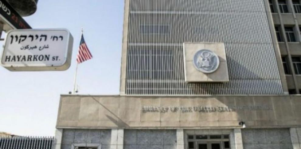 EEUU dice que fusión de Consulado de Jerusalén no indica cambio de política