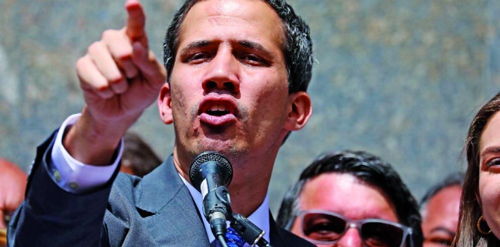 ¿Quién es el autoproclamado presidente de Venezuela?