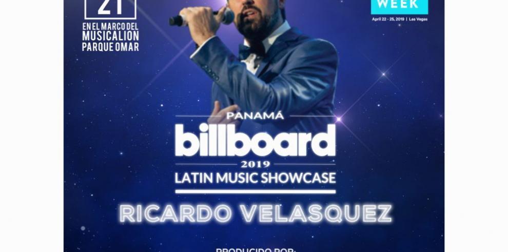 Billboard Latin Music Showcase Panamá