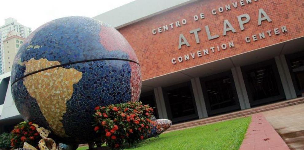 El Atlapa, el centro de votación más grande del país