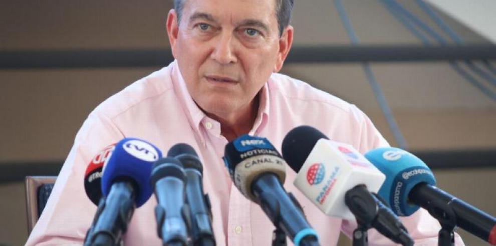 Cortizo anunció las nuevas designaciones de su gabinete