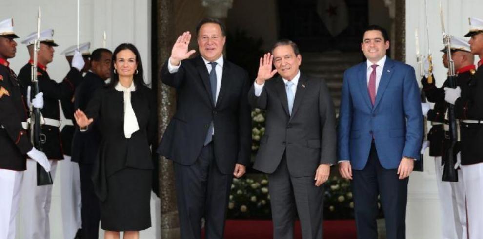 Cinco mandatarios han confirmado asistencia a la toma de posesión de Cortizo