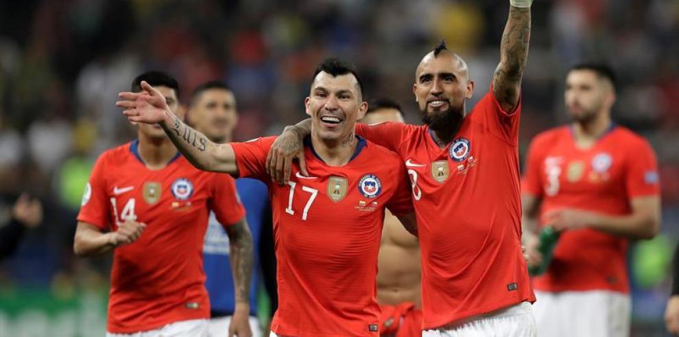 Chile supera a Colombia y avanza a las semifinales en los penaltis
