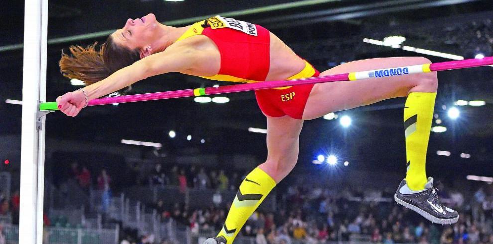 Decisión del TAS le da bronce a la saltadora Beitía