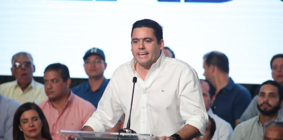 José Gabriel Carrizo será el candidato a vicepresidente de Cortizo
