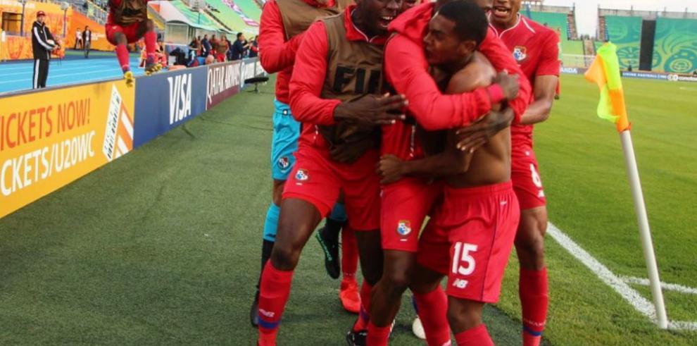Panamá derrota a Arabia Saudí y consigue primer triunfo en Mundial sub'20
