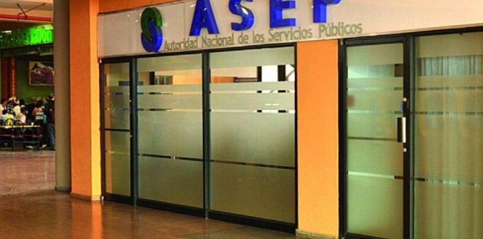 ASEP sanciona con $14 millones a empresas de electricidad, agua potable y telecomunicación