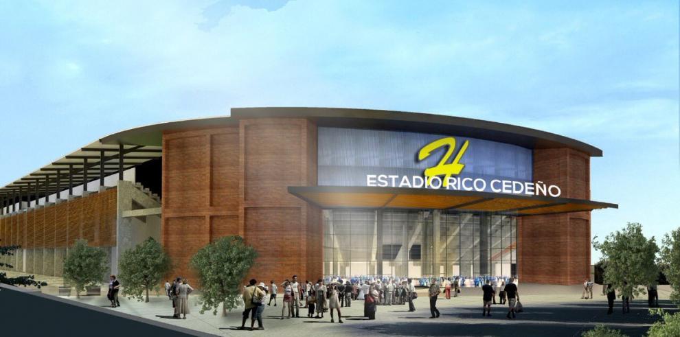 Remodelación del estadio Rico Cedeño costará $5.3 millones
