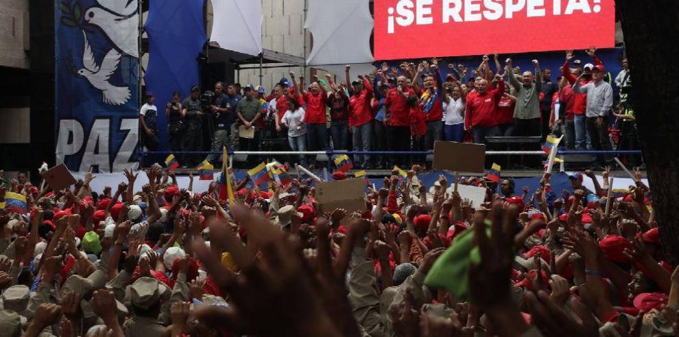 Venezuela completa proceso en su salida de la OEA