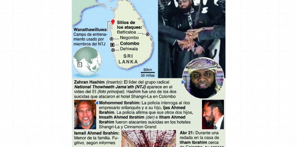 Nueva oleada terrorista azota a Sri Lanka